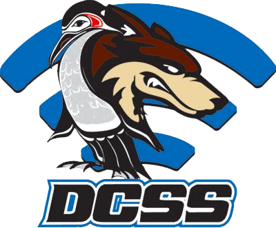 Dawson Creek Secondary School Logo